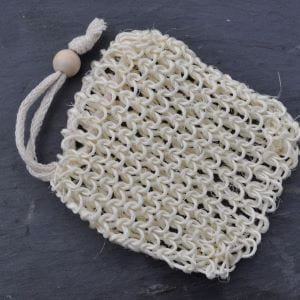 sac à savon en sisal